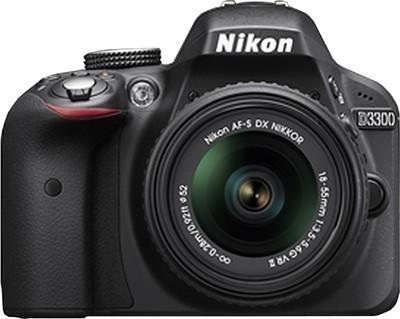 Nikon D3300 18-55 mm Lens