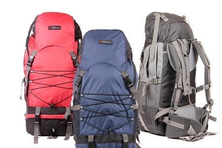 Bleu Rucksack Bag