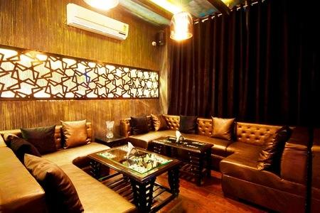 Choice of Food & Drinks at Kabooze, Greater Kailash