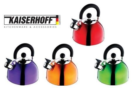 Kaiserhoff Whistling Kettle