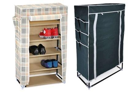 Multi-Purpose Rack. Choose from 2 Colors