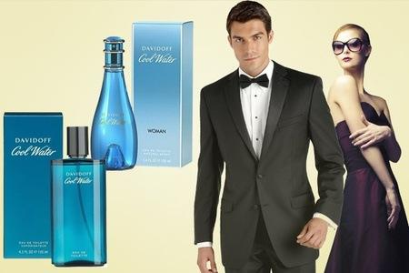 Rs.1649 for a Davidoff Cool Water Perfume. Choose from 2 Options