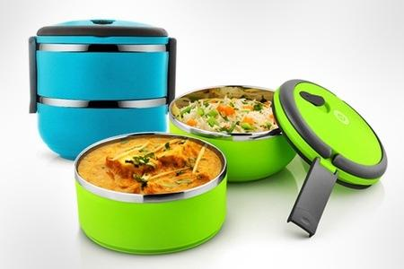 Rs.349 for a 2-Layer Lunch Box