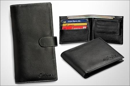 Rs.499 for a Unisex Olvin Passport Organizer and Wallet
