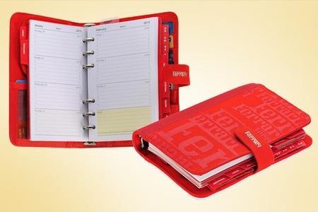 Rs.849 for a Red Ferrari Organizer