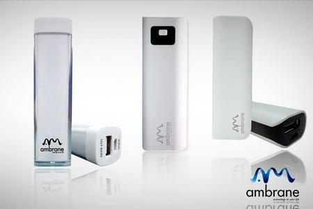From Rs.549 for a Buy 1 Get 1 Ambrane Power Bank