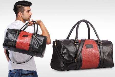 Hashtag Essentials Rs.999 for a Hashtag Duff Bag